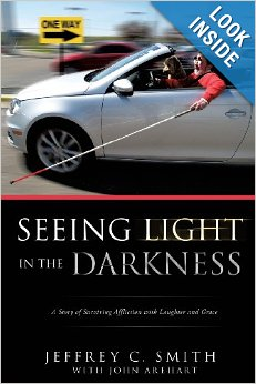 BOOK: Seeing Light in the Darkness - A Story of Surviving Affliction with Laughter and Grace