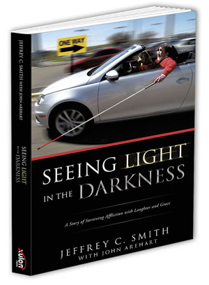 Book Cover Seeing Light in the Darkness