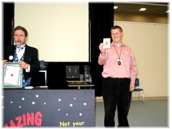 Magic shows for companies